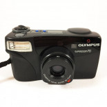 olympus af superzoom 70 zoom point and shoot antique vintage 38-70mm  analog 1993 compact camera