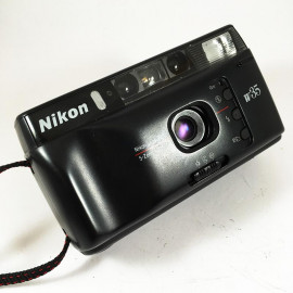 Nikon W35 autofocus antique vintage 35mm 3.5 point and shoot compact analog 1991