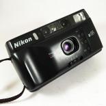 Nikon W35 autofocus antique vintage 35mm 3.5 point and shoot compact analog 1991