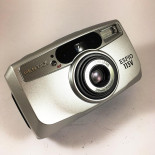 point and shoot Pentax camera analog espio 115V 38 115 35mm compact autofocus zoom antique 2002