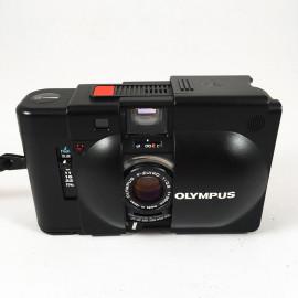 olympus xa 35mm 2.8 flash A11 analog camera vintage film rangefinder small compact zuiko