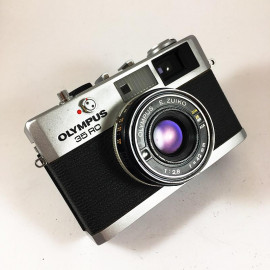 olympus 35 RC 35RC small analog camera compact vintage 35mm 135