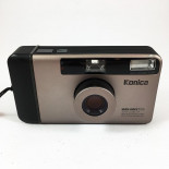 Konica big mini autofocus 35mm 3.5 1990 antique vintage compact point and shoot camera