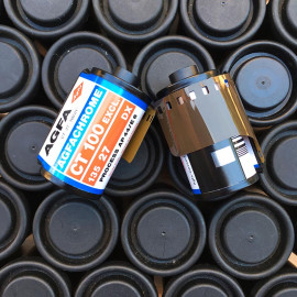 pellicule périmée agfa chrome ct ct100 argentique couleur vintage ancienne 35mm 100 iso