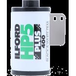 ilford hp5 plus 400 35mm black and white analog film BW 400 asa 24 exposures