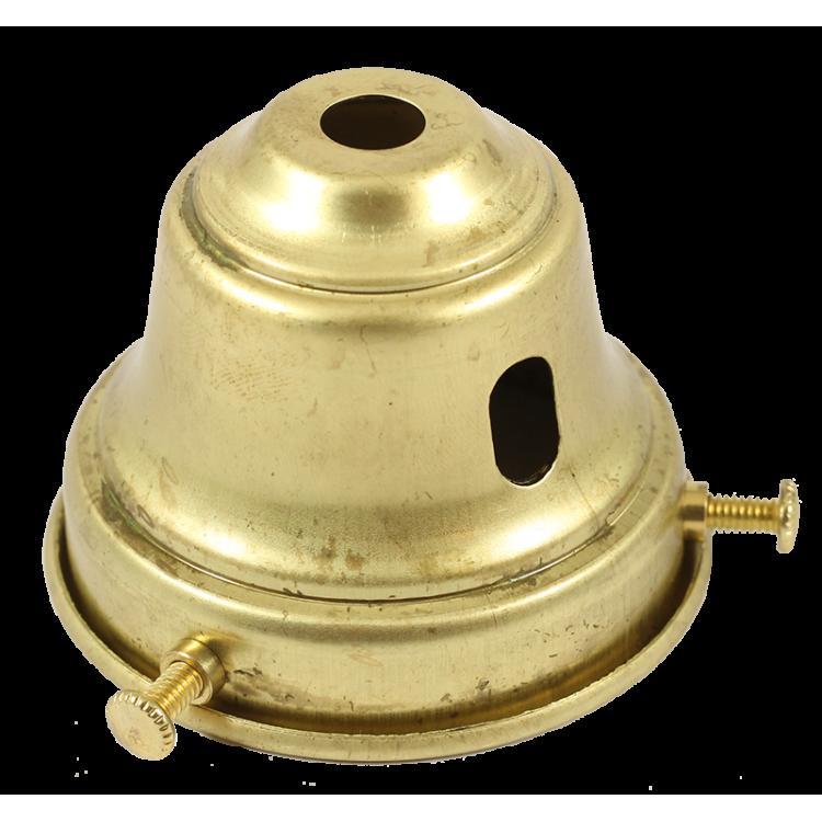 14 mm Ø 60 mm trou de 5,5 mm Coupelle en laiton  H AM72