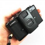 Lomo LC-A LCA compact 35mm Minitar 1 32mm 2.8 point and shoot small analog camera