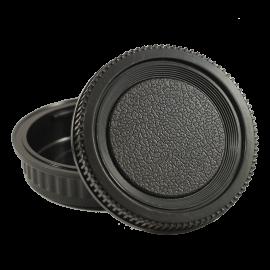 cache arrière objectif optique cache bouchon capuchon boitier intérieur reflex plastique K K1000 PK K1000 ME MX Super A