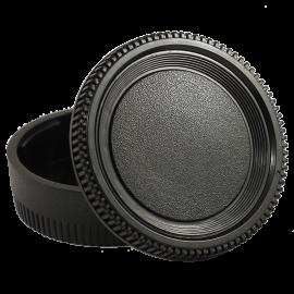 rear body cap plastic protection back lens lenses reflex camera photo analog mount nikon AI AIS FE FM Nikkormat FM2 F