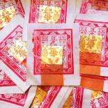 gold golden leaf tool shop chinese antique vintage 1920 1930 decor decoration