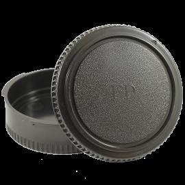 rear body cap plastic protection back lens lenses reflex camera photo analog mount Canon FD ae1 a1 at1 av1
