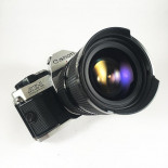 canon ae1 program 50mm 28mm 3.5 zoom appareil argentique reflex 35mm Canon AE-1