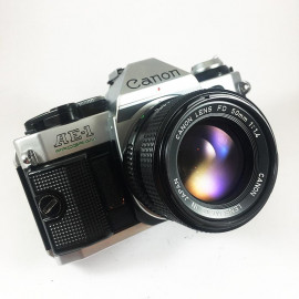 canon ae1 program zoom 28mm 50mm 3.5 film camera reflex 35mm Canon AE-1