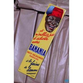 plaque propret banania 1949. Black Bedroom Furniture Sets. Home Design Ideas