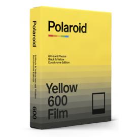 polaroid instand film 600 yellow duochrome for polaroid black frame vintage