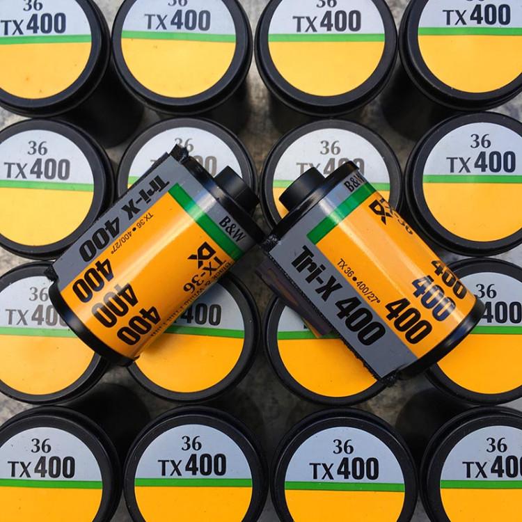 expired film 135 35mm kodak tri x tri-x 400 black and white iso 36 exposures