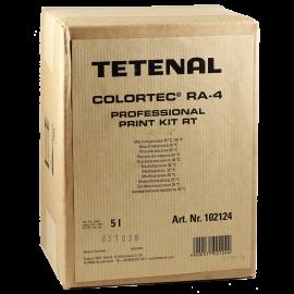 tetenal colortec film positive color printing processing process kit 5l development
