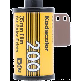 Kodak Colorplus 35mm 200 iso 135 analog film 24 exposures 200 asa color plus