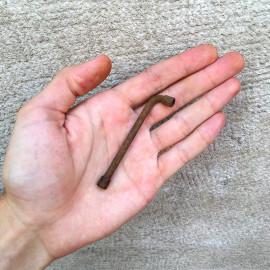 mini clef a pipe 4mm ancienne petite garage atelier vintage