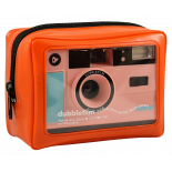 Dubble Show Dubblefilm Camera 35mm Pink Pack reusable reloadable analog film