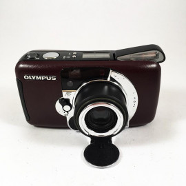 olympus lt zoom 105 compact point and shoot 35mm 38mm 105mm argentique 1997