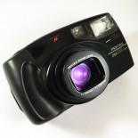 Pentax analog camera zoom super 105 38 105 35mm compact autofocus zoom