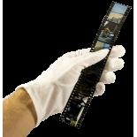 Cleaning cotton gloves glove laboratory development film negative photo film gloves films