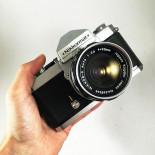 nikon nikkormat ft2 reflex argentique 35mm 2.8 ais nikkor nikkor-s ancien vintage