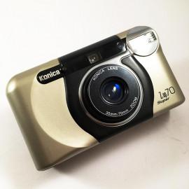 appareil konica z up 70 Super zoom 35 70mm argentique 35mm 135 film pellicule