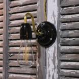 Applique Col de Cygne Noire Pin Up Vue 1