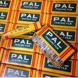 Pellicule Périmée PAL Panchro Film Format Petie vintage stock ancien miniature