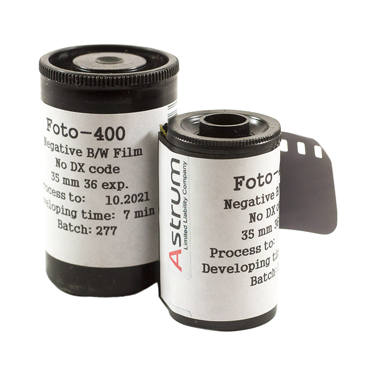 svema astrum ltd foto film photo bw 400 iso black and white analog