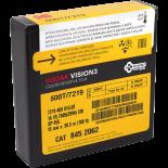 kodak vision 3 16mm film cinéma caméra ancienne vintage 500T 7219 couleur négatif 100 feet 30.5m