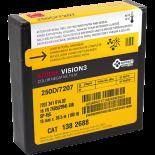 kodak vision 3 250D 7207 film pellicule caméra ancienne vintage cinéma 16mm 30.5m 100 feet 100ft argentique
