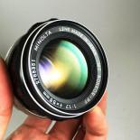 minolta srt101 srt 101 chrome ancien appareil argentique vintage 24 36 35mm objectif 55mm rokkor 1.7