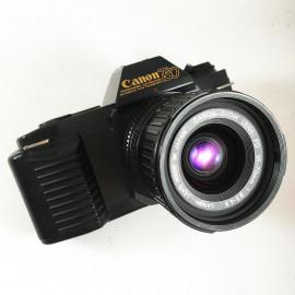 canon t50 35-70mm 3.5-4.5 reflex argentique