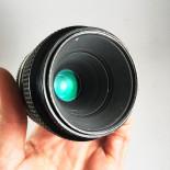 Nikon Fm2 black micro-nikkor 55mm 3.5  analog film camera