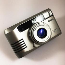 appareil konica z up 110 super zoom 38 118mm argentique 35mm 135 film pellicule