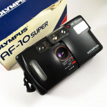 Olympus af-10 super compact point and shoot 35mm 3.5 box