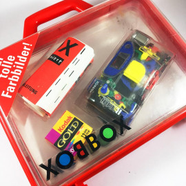 ricoh lx-22 s 35mm 4.5 limited edition 09667/10000 09667 transparent box xobbox