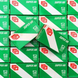 périmée fuji super hr 100 126 24 film négatif couleur