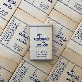 boite de pharmacie ancienne bicarbonate de soude blanc vintage 1930 1940 igier macon saone et loire