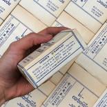 old pharmacy box vintage paper sodium soude soda medicine doctor 1930 1940 packaging white antique bicarbonate de soude