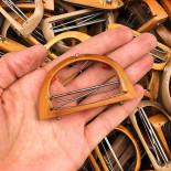 small little weaving shuttle workshop antique vintage haberdashery wood 1930