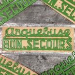 arquebuse bon secours showcase placid plastic distillery 1940