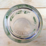 yaourt pot cup tub kel glass food 1960 vintage  yoghourt yahourt grocery groceries advertisement
