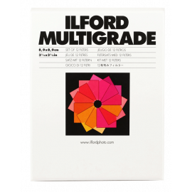 ilford multigrade set of 12 filters photo paper black and white multigrade paper enlarger