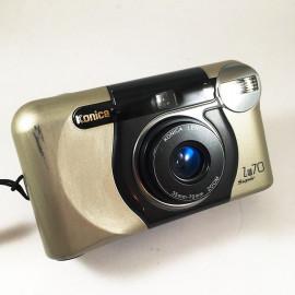 Konica Z-Up Super 35-70mm analog film camera compact zoom