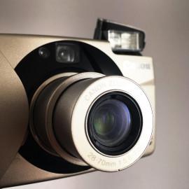 Canon XL Autoboy Luna panorama ai 28-70mm appareil argentique compact 35mm  vintage