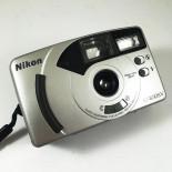 nikon EF400SV 28mm point and shoot ancien vintage 28mm 5.6 argentique 1999